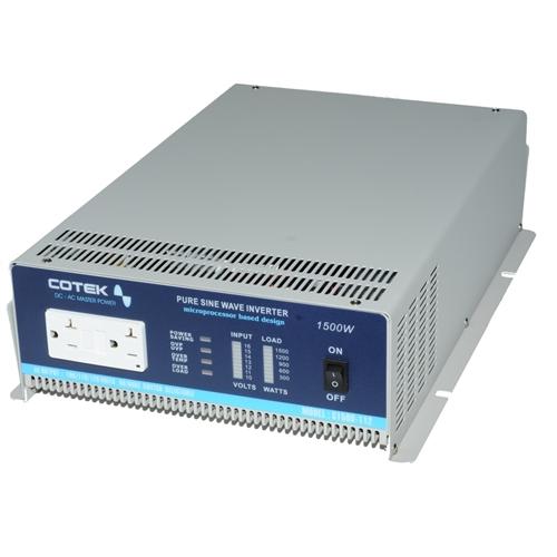 Cotek S1500-124  Inverter