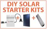 DIY Solar Starter Kit - Free Shipping
