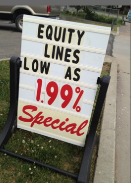 Home Equity Loans as Low as