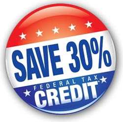 30% Federal Tax Credit USA
