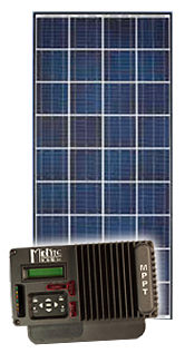 RV Kit with Solarland solar panels