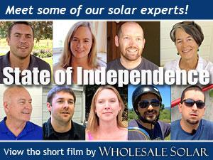 View the short film by Wholesale Solar