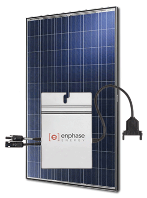 2.6 kW Grid‑Tied Solar System with Enphase M250 Microinverters and 10x Astronergy 260W Panels