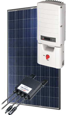 WSS 10 Panel SolarEdge / Astronergy Grid-Tie System System