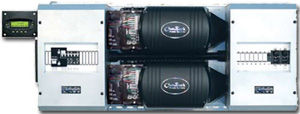 An OutBack Power Factory-Tested FLEXpower TWO Dual Inverter System