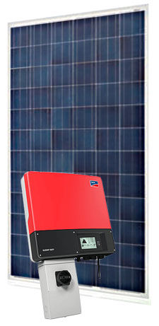 Solar Sky SMA System with Astronergy 305 W Panels