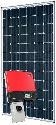 Solar Sky SMA System with SolarWorld 345 W Panels