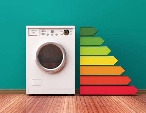 energy efficient washer