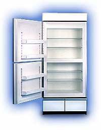 Sunfrost F19 freezer