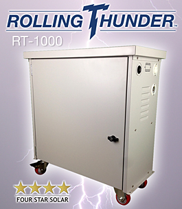 Four Star Solar Rolling Thunder RT-1000