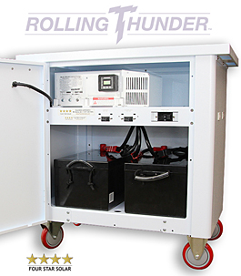 Four Star Solar Rolling Thunder RT-2000