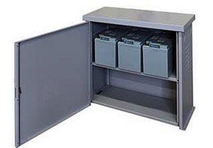 MidNite Solar MNBE-A Battery Enclosure w/ locking door