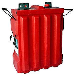 Surrette / Rolls 4CS-17PS Flooded Battery