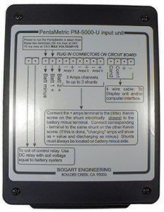 Bogart Engineering PM-5000-U Meter Input Unit