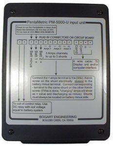 Bogart Engineering PM-5000-U Meter Input Unit