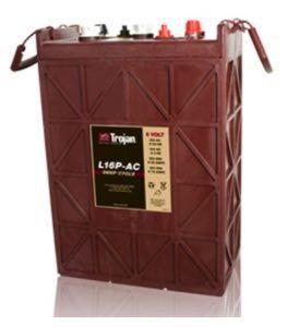 Trojan Battery Company L16P-AC Trojan Deep Cycle battery Battery