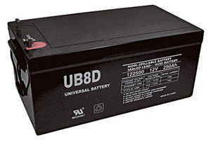 universal power group battery