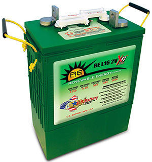 U.S. Battery L16 Deep Cycle Battery