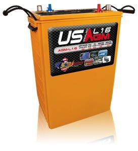 U.S. Battery US AGM L16 Battery