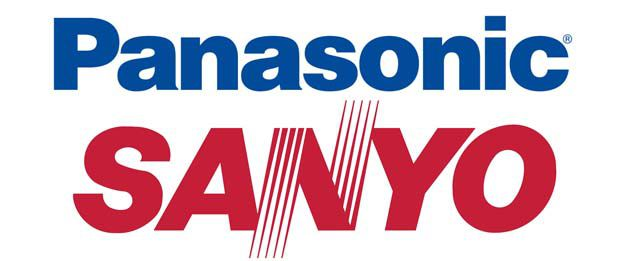 Sanyo (now Panasonic) logo