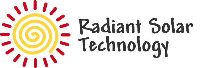 Radiant Solar Technology logo