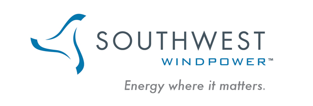 Southwest Windpower logo