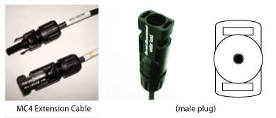MC4 Cable Connectors