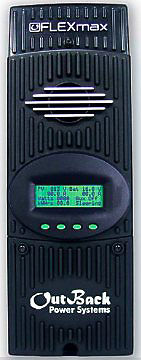 Outback Power FlexMax FM80 Charge Controller