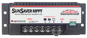 Morningstar Corporation SunSaver MPPT SS-MPPT-15L Charge Controller
