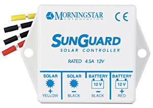 Morningstar Corporation SunGuard SG-4  Charge Controller