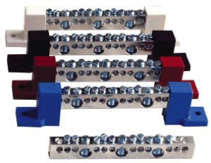 Outback Power Busbar TBB-Red