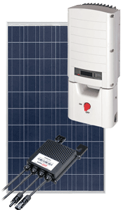 SolarEdge Gridtie Systems with Astronergy Solar Panels