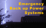 Emergency Back up Power Systems