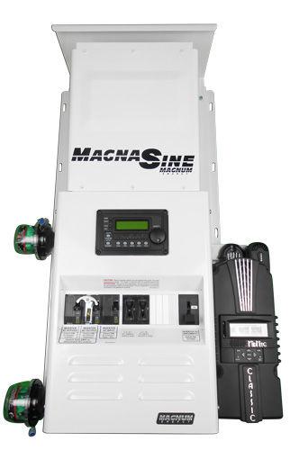 Four Star Solar Magnum Single MS4348PE w/ Classic 150 Export Power Center