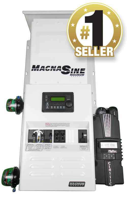 Four Star Solar MS4448PAE Single Magnum Power Center