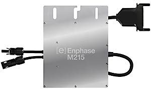 Enphase M215 with MC4 Micro Inverter