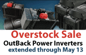 OutBack Inverter Sale