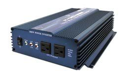 Samlex PST-100S-12A inverter.
