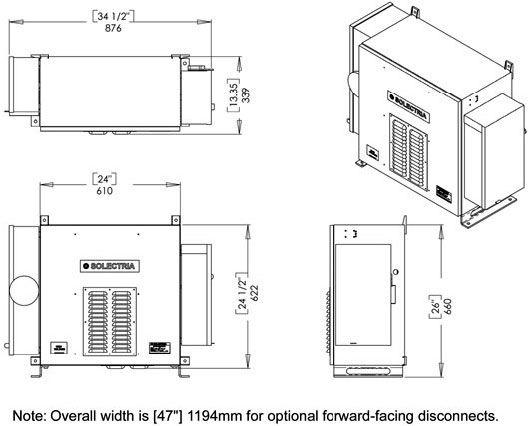 solar power inverters  u2013 dc to ac solar inverters