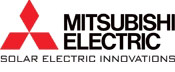 Mitsubishi electric solar panels