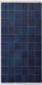 Astronergy CHSM6610P-255 Black Poly Solar Panel