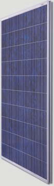 Canadian Solar Panel with Zep Groove