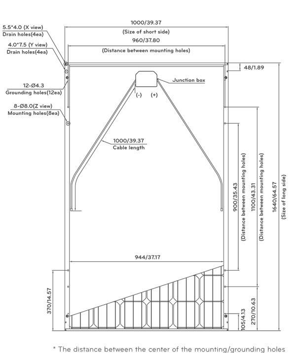 NeoN LG290N1C 290-Specifations