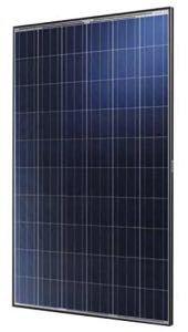 ET 300 watt Silver Poly Solar Panel