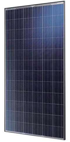 ET Solar 255 Watt Black Module MC4 ET-P660255WB Solar Panel