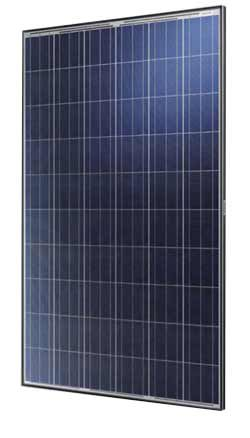 ET Solar ET-P672300WB solar panel