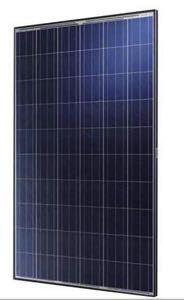 ET Solar 300 watt Black Poly Module ET-P672300WB Solar Panel