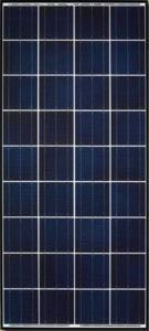 Kyocera KD140SX-LFBS Black Poly with MC4, Pallet (20) of Solar Panels