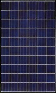 Kyocera KD250GX Black Poly Solar Panel