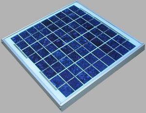Kyocera KS20 Silver Poly Solar Panel